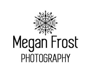 Megan Frost photography logo