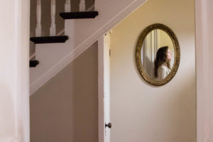 Megan Frost Self Portrait Art
