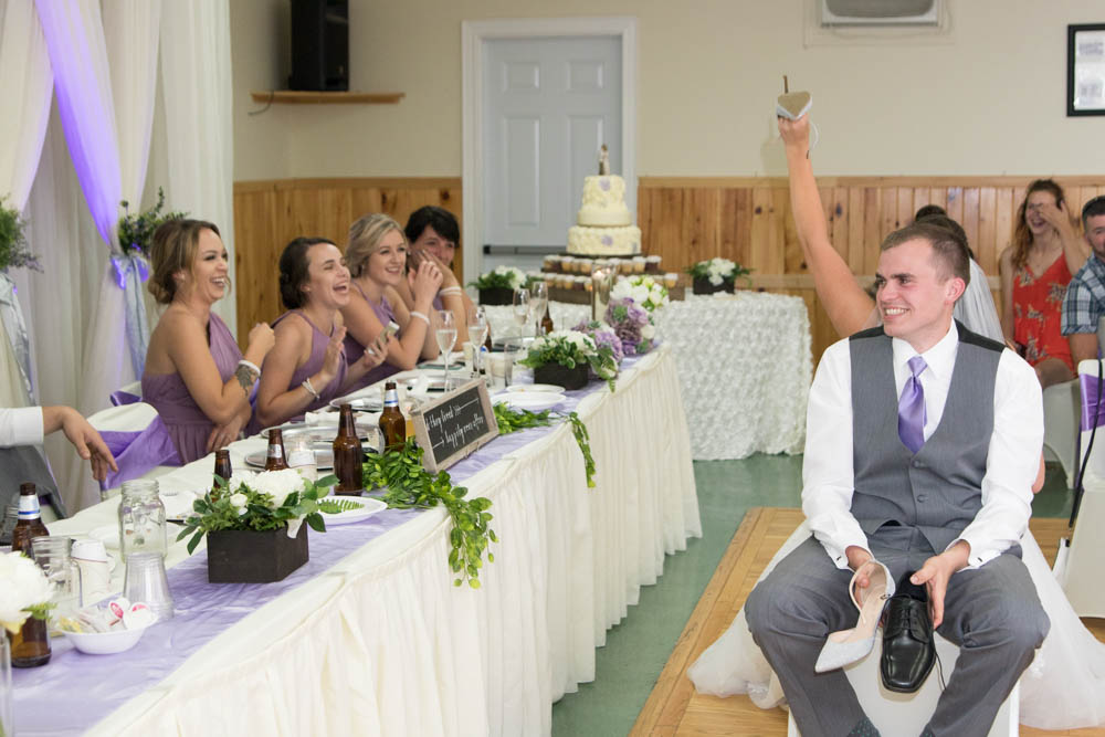 Central Newfoundland Wedding