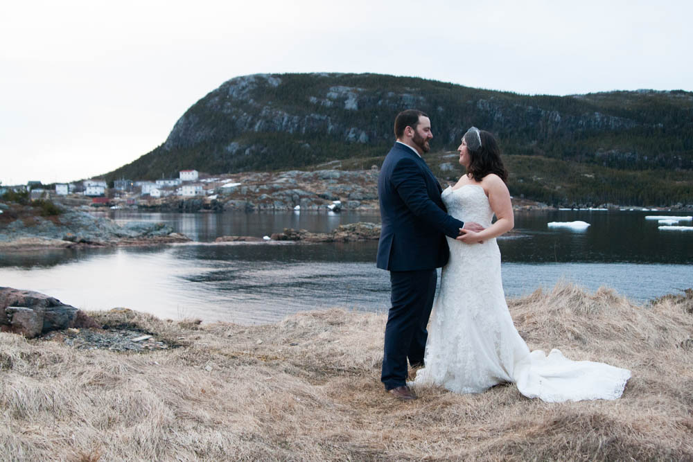 Eastport Wedding