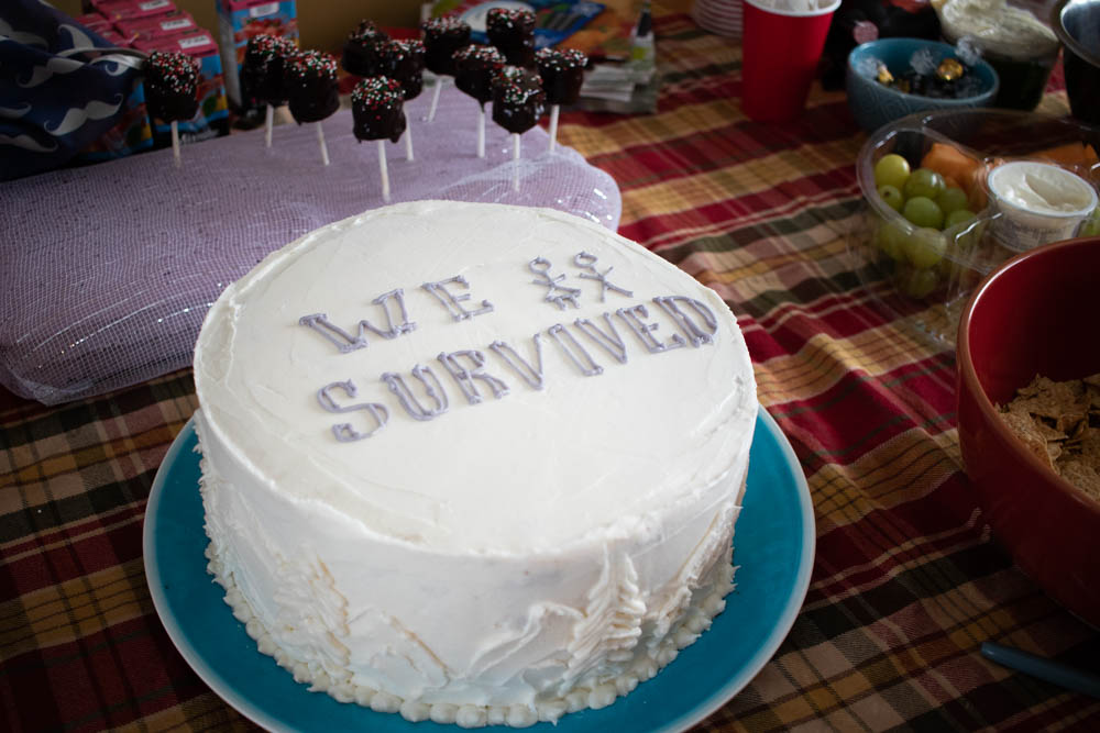 cake for parents